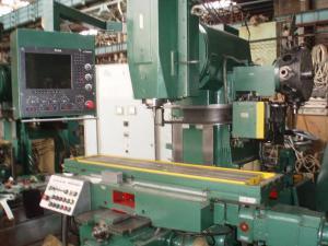 GF2171S5 vertically milling machine