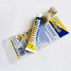 Make set Unipak paste of 65 g + flax fiber of 13 g