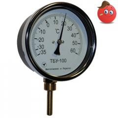 The specified goods the Thermometer bimetallic