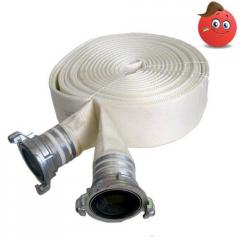 Sleeve the latex firefighter pressure head for the