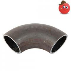 Отвод стальной бесшовный Ду 40 (44,5х2,6)
