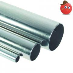 Pipe steel zinced with GOST of 3262-75 ordinary