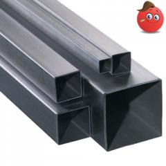 Steel electric-welded profile pipes