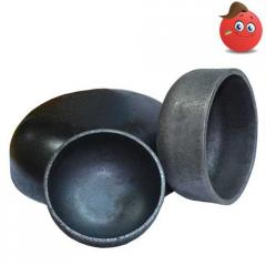 Cap elliptic steel 1020x10