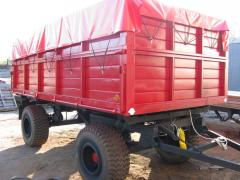 Trailer tractor 2pts-6