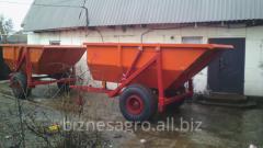 Semi-trailer tractor 1PTS-5