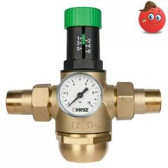 Pressure reducer for hot water 2682 HERZ of Du 25