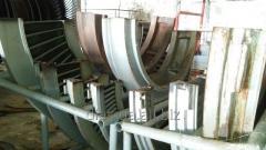 Diaphragms to the turbine TsND, TsVD