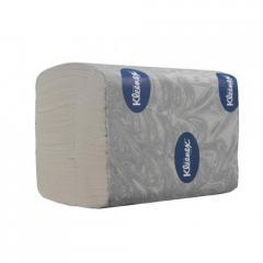 Sheet toilet paper the Kleenex (Kleenex) (with the
