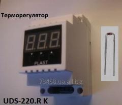 Temperature regulator, UDS-220.R K, to 300 degrees