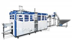 Автоматическое оборудование для выдува ПЭТ-бутылок