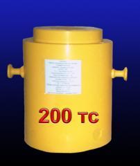 Jack hydraulic D200 GP-80