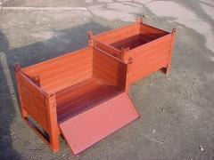 Containers metal