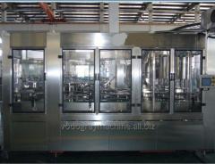 Моноблок розливу питної води роторного типу 3-10л XGF 8-8-4