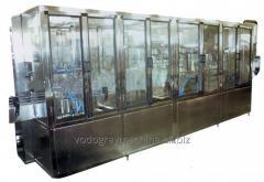 Моноблок розливу питної води лінійного типу 3-10л ZG 8-8-4