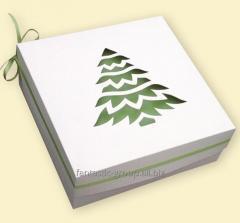 Set fir-tree vyshivanok