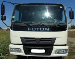 Лобовые стекла триплекс на грузовик  Foton 3251