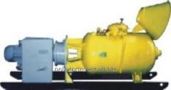 Пневмонагнетатель ПН-600, ПН-1000, ПН-1200,