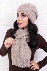 Cap knitted Sandra