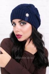 Cap knitted Aemilia
