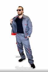 Костюм итр мужской куртка брюки