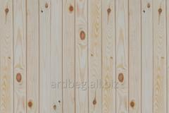 Lining, pine