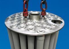 Фильтр для восстановления катализатора
