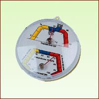 Термометр-гидрометр