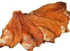 Хребты лосося копченые