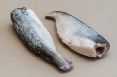 Halibut 2-3 headless fresh-frozen The halibut -