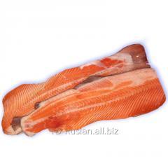 Хребты лосося свежемороженые