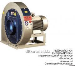 Pneumatic aspirator