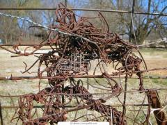 Scrap metal copper