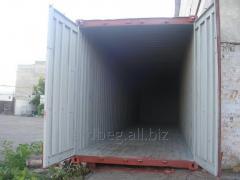 Maritime container