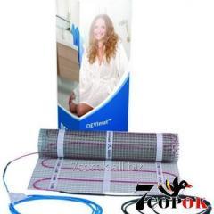 Нагревательный мат Devi DeviHeat 150S 6м2 140F0338