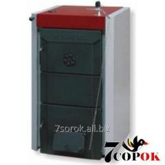 Heating coppers with the pig-iron heat exchanger,