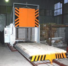 Electric bogie hearth SDO-20.30.18/12, 5, a