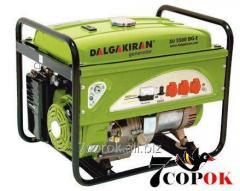 Бензиновый генератор DJ 5500 BG 5 кВт