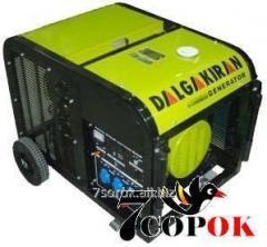Бензиновый генератор DJ 14000 BG-TE