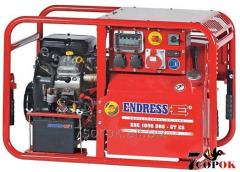 Бензиновый генератор ESE 1006 DBS-GT