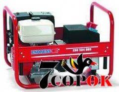Бензиновый генератор ESE 504 DHS