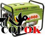Бензиновый генератор DJ 8000 BG-TE