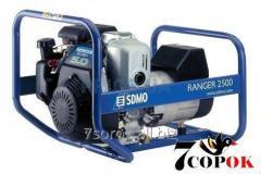 Бензиновый генератор Sdmo Ranger 2500