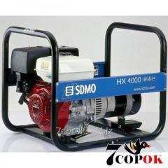 Бензиновый генератор Sdmo HX 4000-S