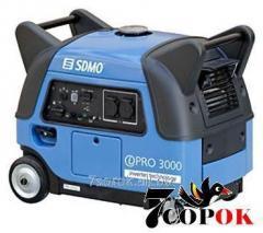 Бензиновый генератор Sdmo Inverter Pro 3000E