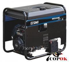 Бензиновый генератор Sdmo Weldarc 220 T