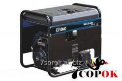 Бензиновый генератор Sdmo Weldarc 300 TDE XL C