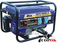 Бензиновый генератор Werk WPG3600A