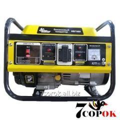 Бензиновый генератор КБГ 089