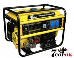 Бензиновый генератор ЛБГ 605Э